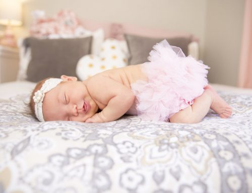 WELCOME BABY CULVER | AN IN-HOME NEWBORN SESSION