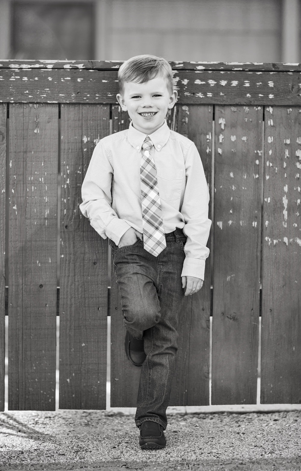 Mason's 5th Birthday Session | Keller, TX