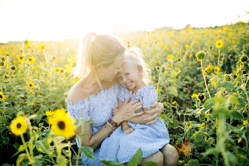 Mommy & Me | Sunflower Mini Session