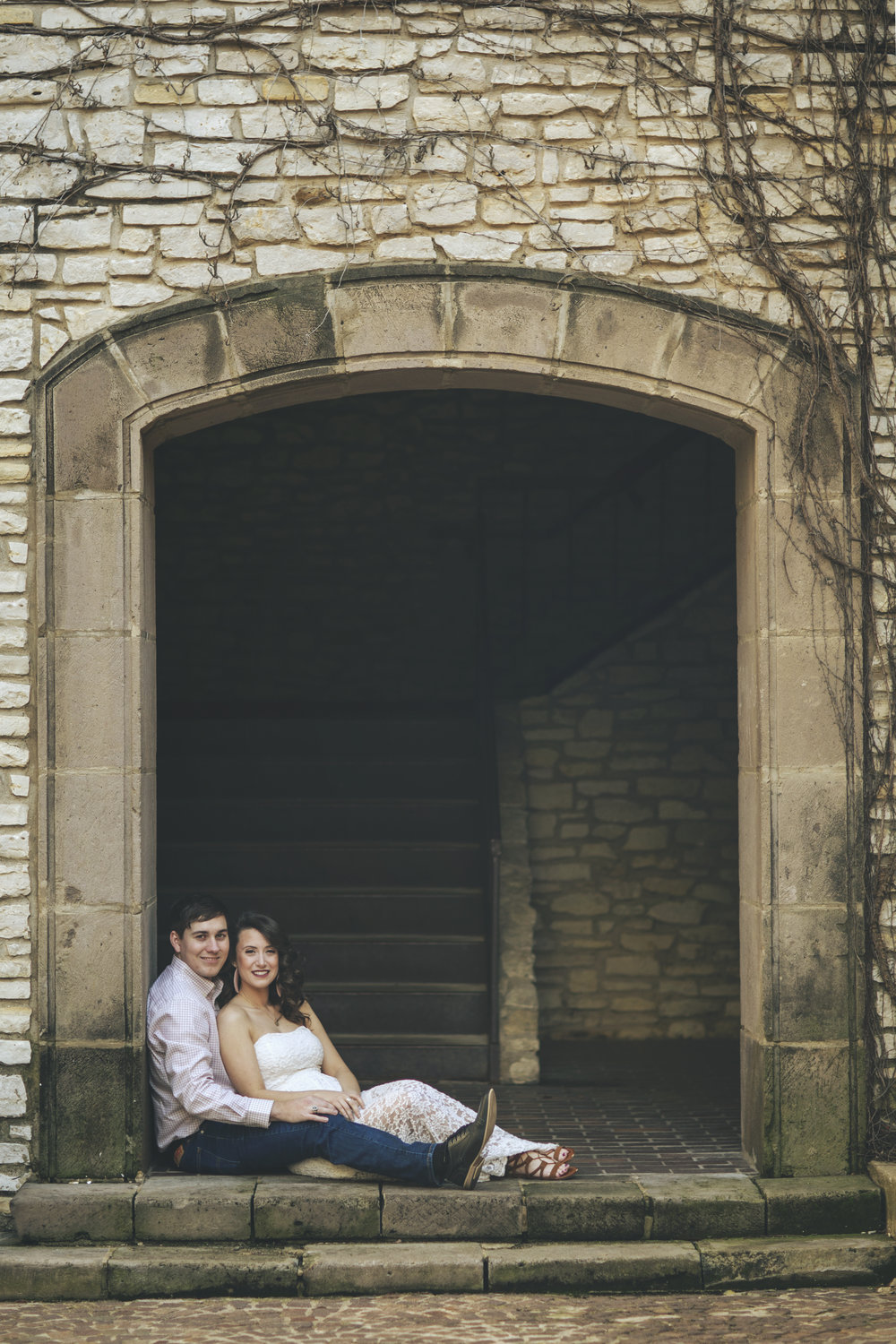 Janders and Collins Engagement Session | Las Colinas, TX