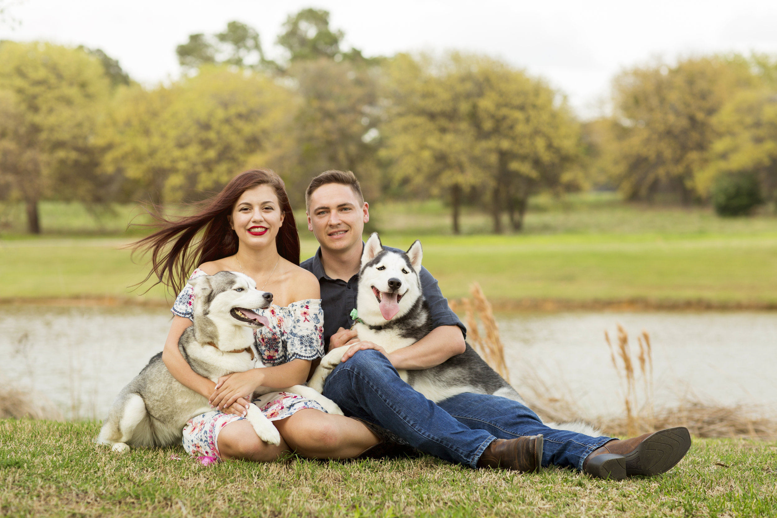 Wheeler Family Session | Southlake, TX