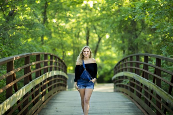Hannah Senior Session