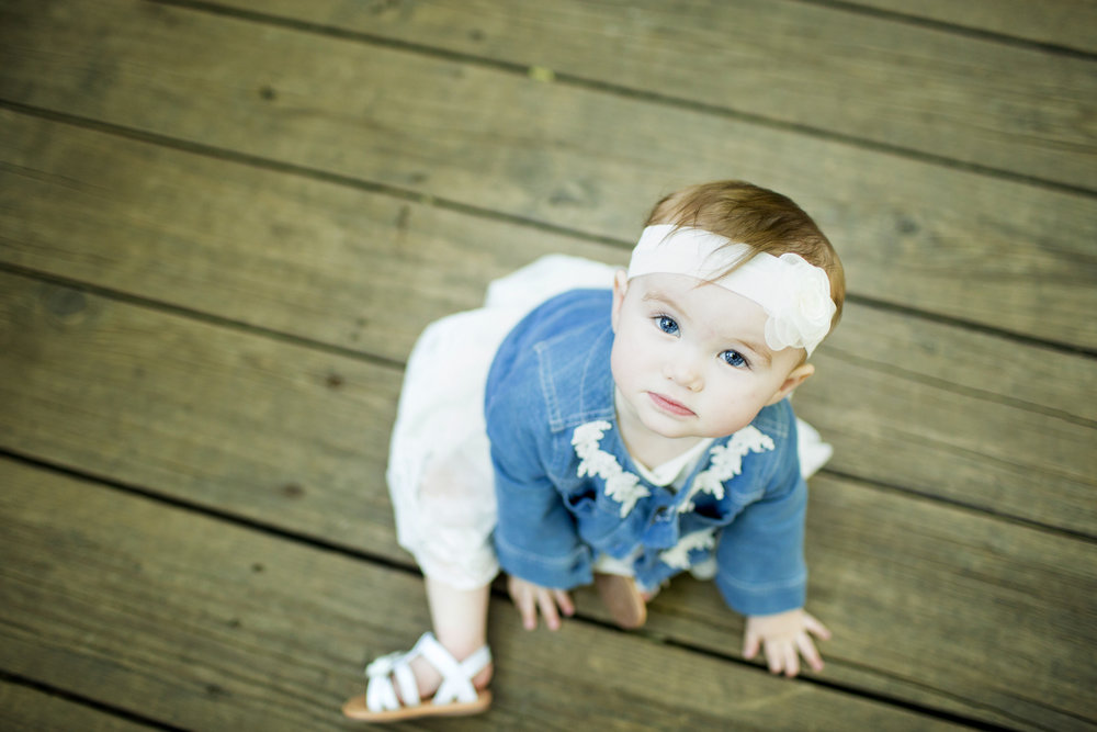 Hilley Family 1st Birthday Session