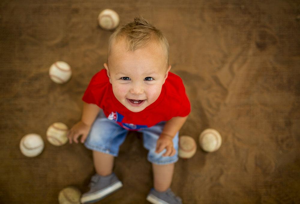 Baseball Mini Sessions