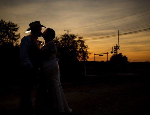 King Wedding Engagement Session | Fort Worth, TX