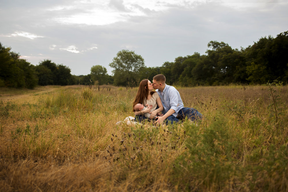 Mooney Family Session | Keller, TX