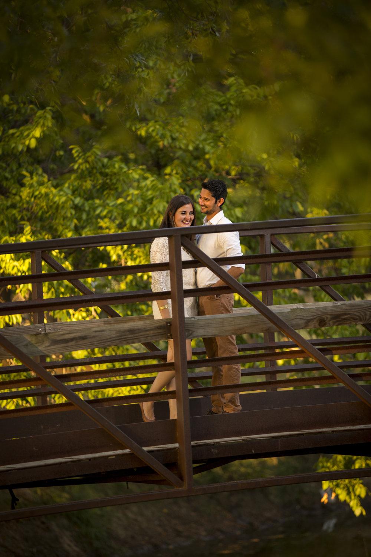 Wes and Maya Engagement