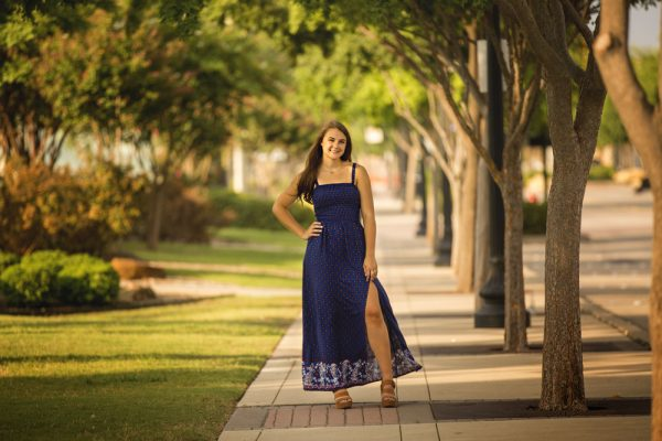 Alayna Senior Session | Roanoke & Keller, TX