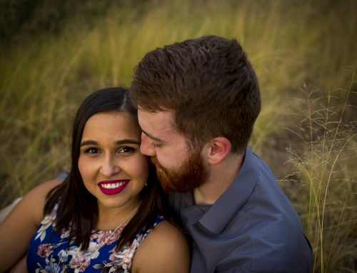 Brown Engagement Session | Keller, TX