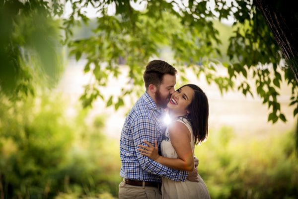 Brown Engagement Session | Keller, TX