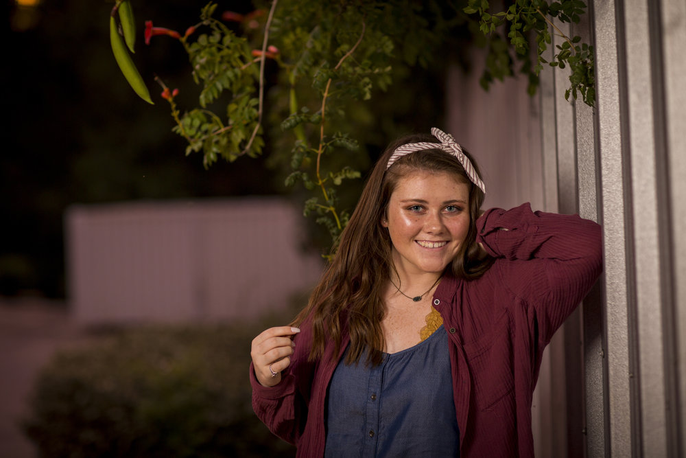Madison Senior Session