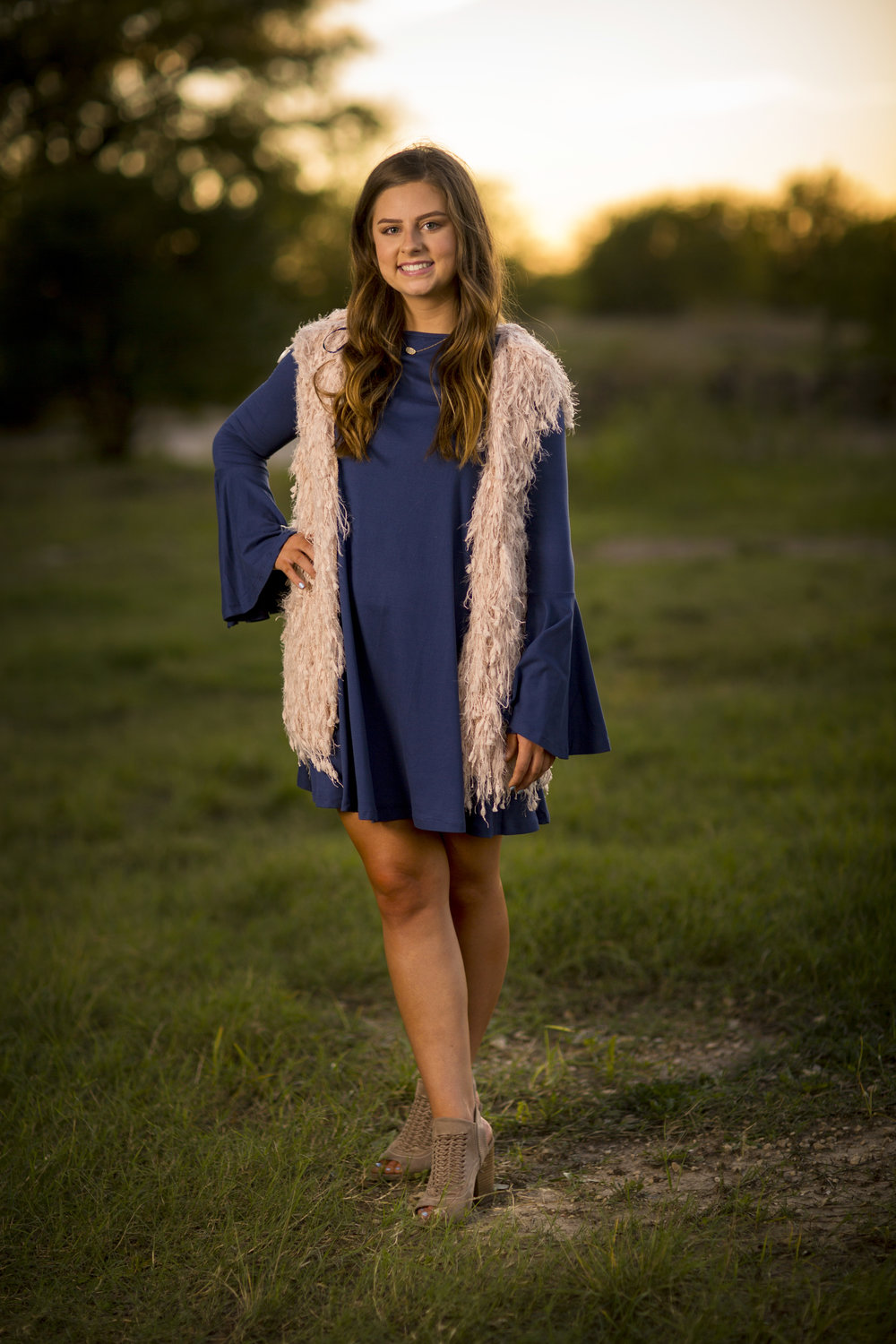 Dawnelle Senior Session