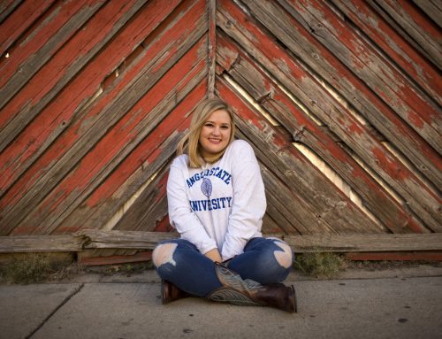 Baylee Senior Session