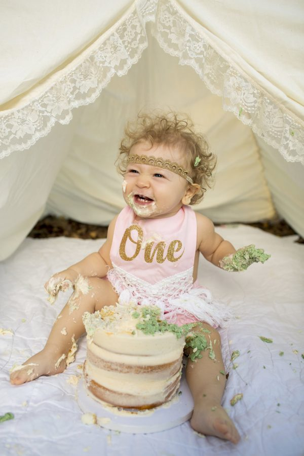 Holstyn First Birthday Session