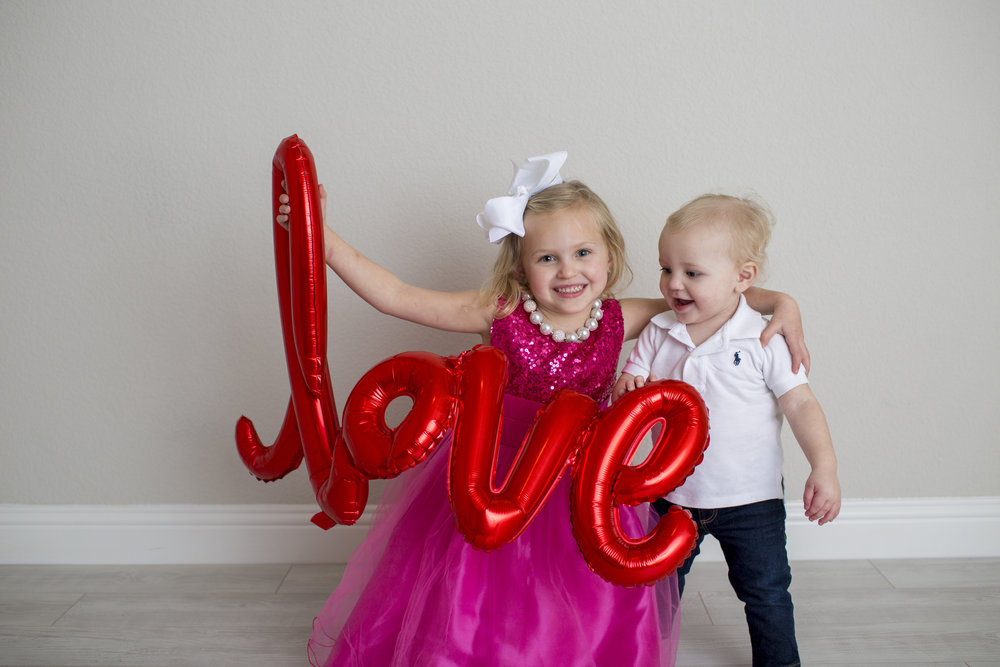 Valentine Session