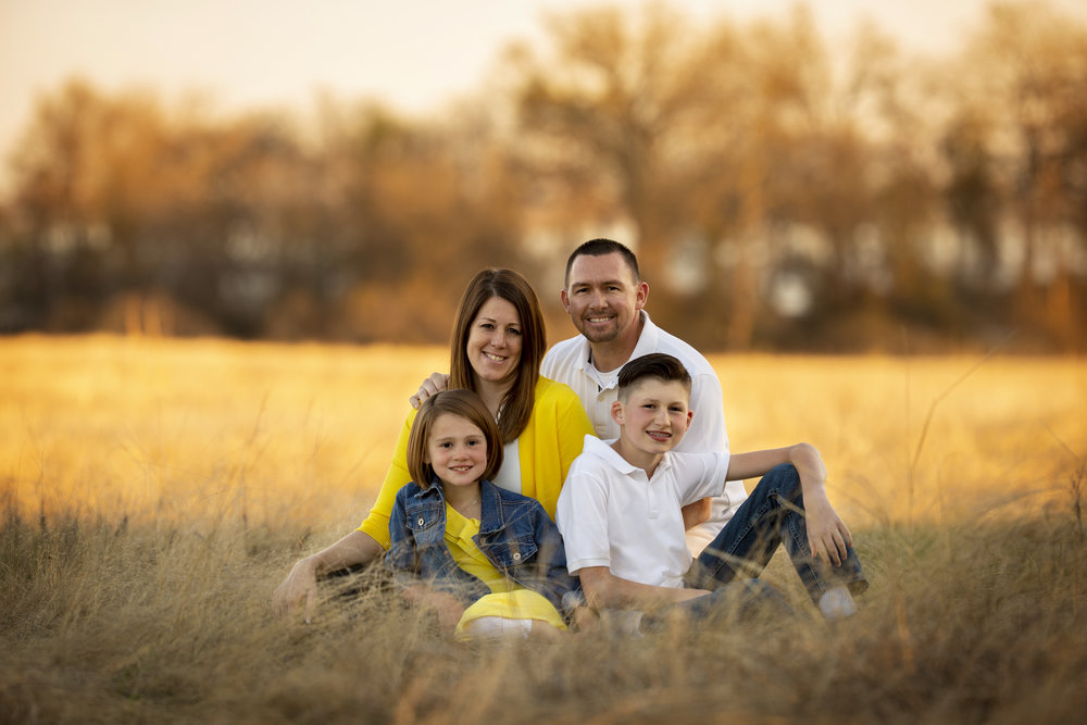 McGrew Family Session