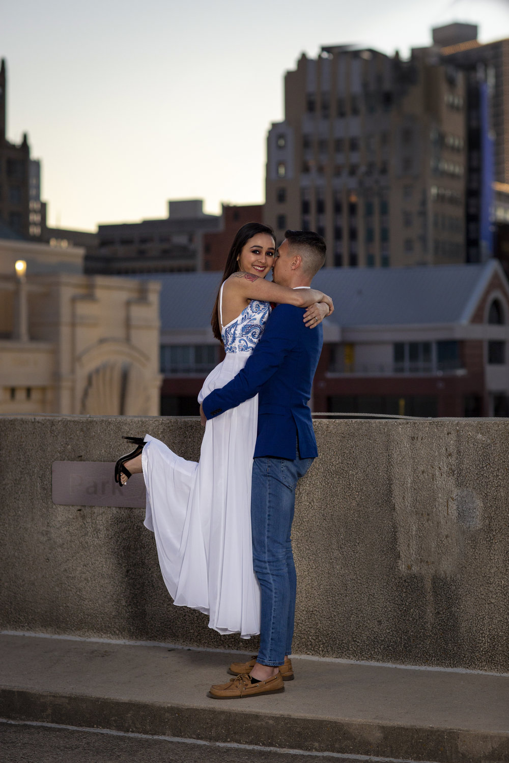 Jake and Naomy Couples Session