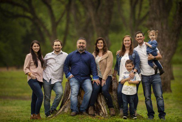 Primavera Family Session