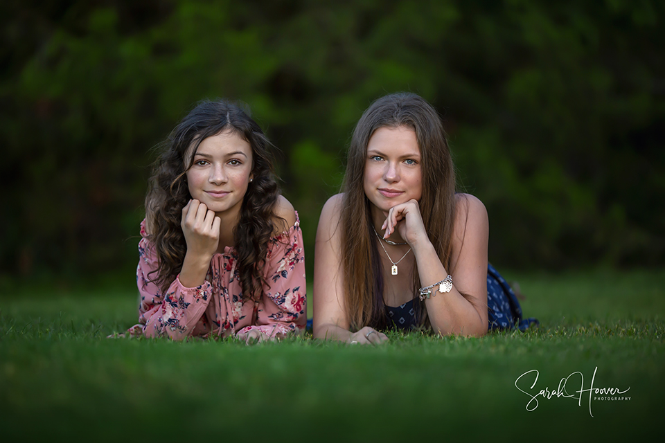 Renee and Rylie - Southlake Photographer