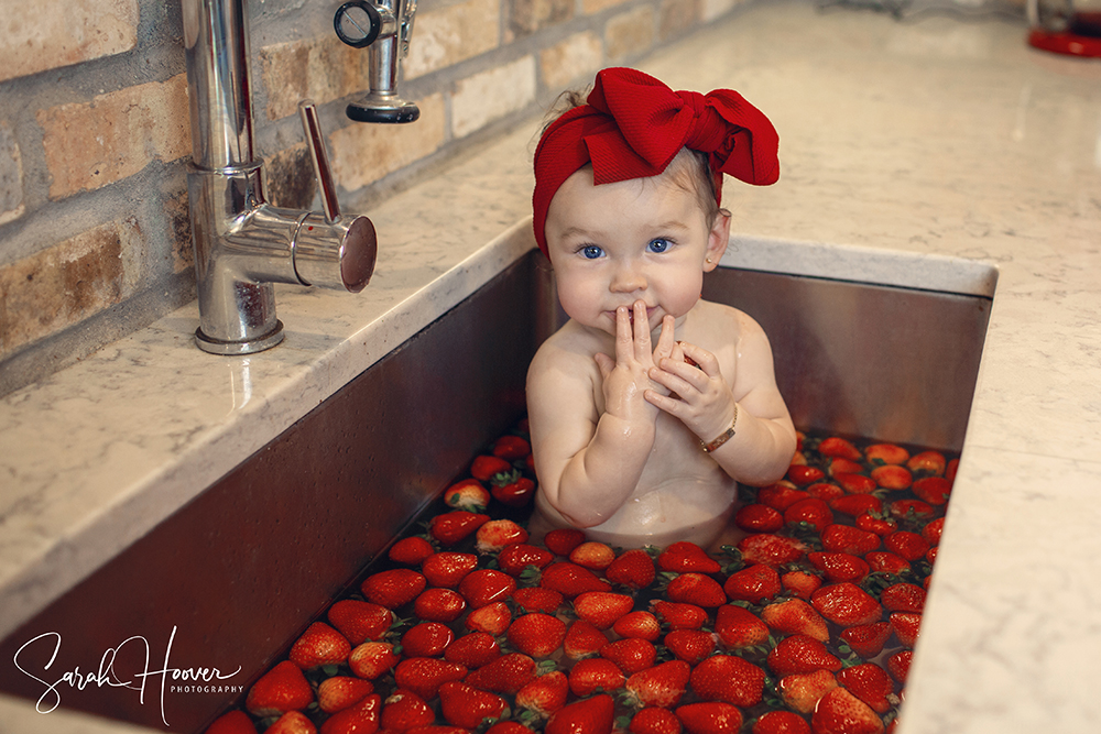 Nova Strawberry Bath | Keller, TX
