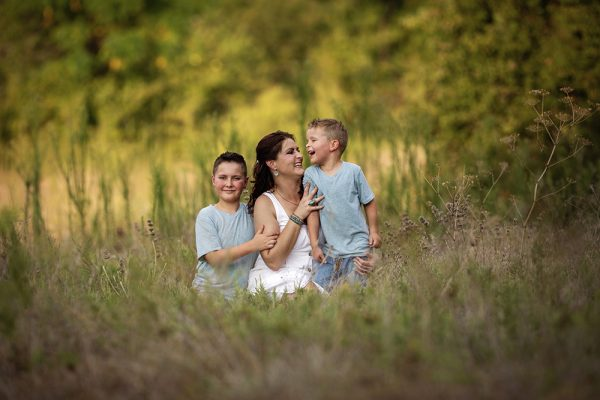 White Family Session   Fort Worth, TX