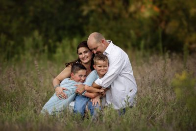 White Family Session | Fort Worth, TX