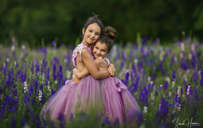 Purple Flower Field | Dallas, TX