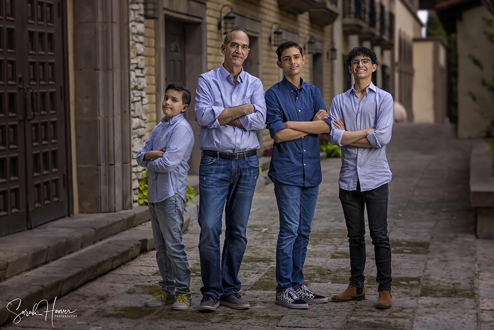 Acosta Family | Las Colinas, TX