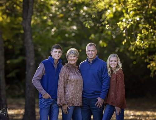 Egli Family Session | Grapevine, TX