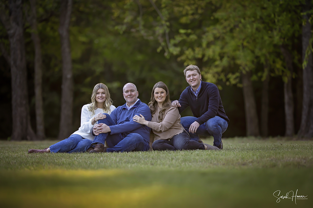 Rose Family Session | Coppell, TX
