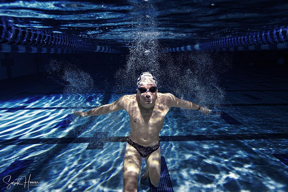 Jacob Underwater Swim Session | Keller, TX