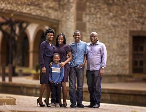 Mugisha Family Session | Las Colinas, TX