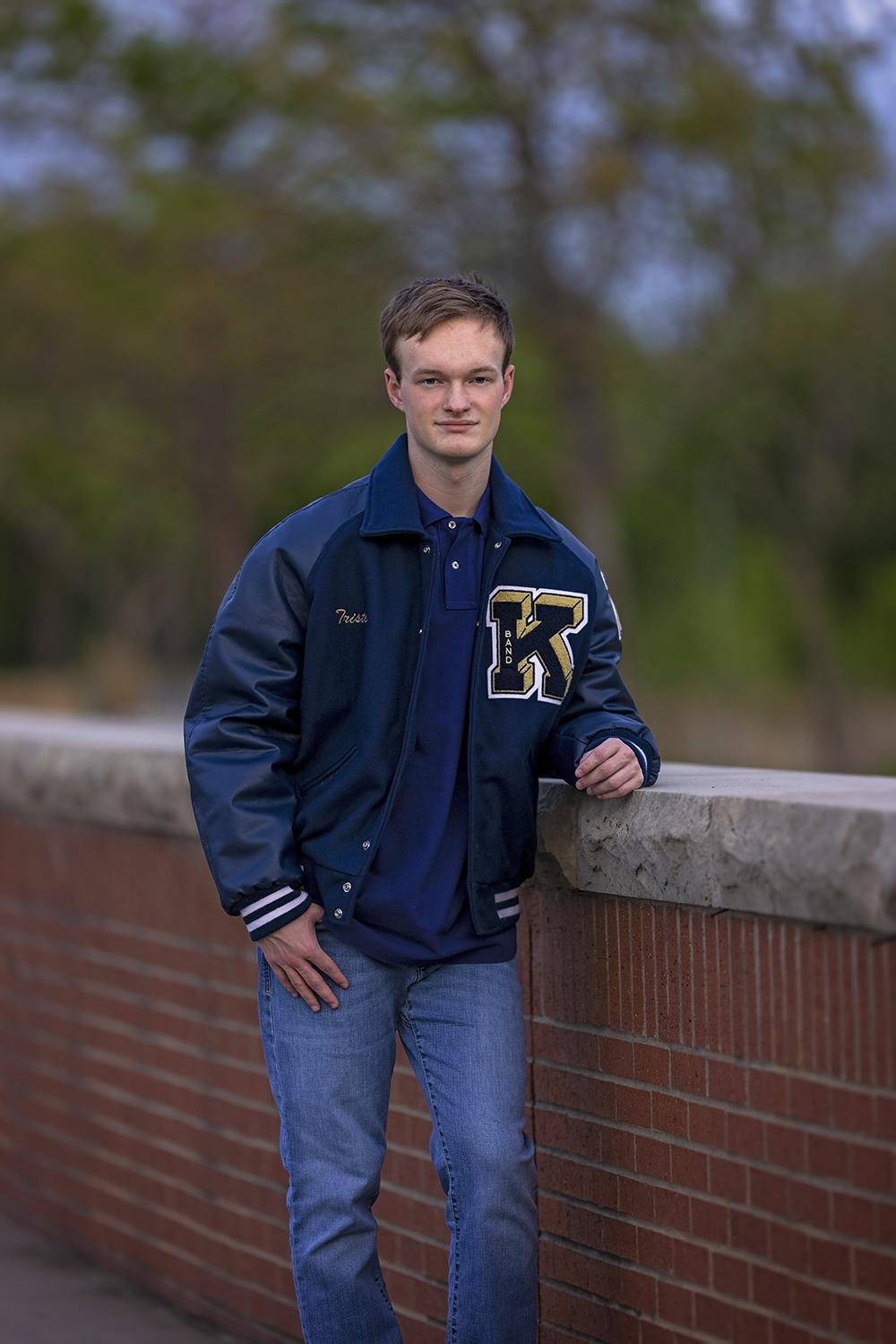 Tristen Senior Session | Keller, TX