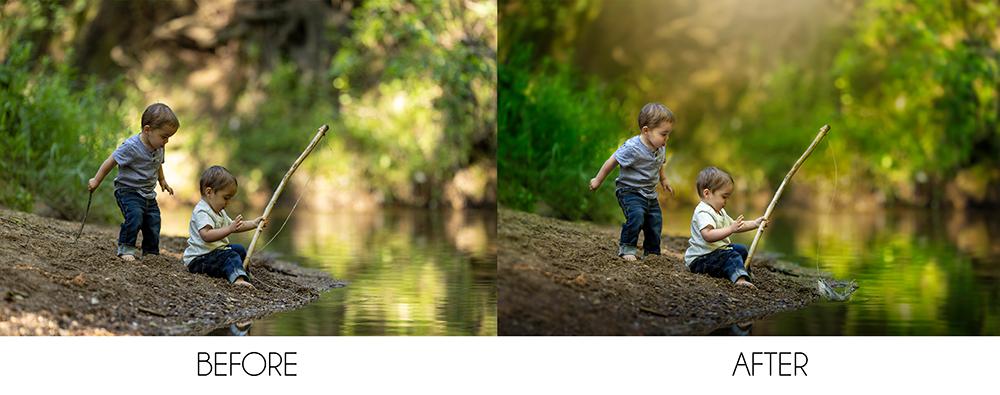 Pruente Boys in Creek | Keller, TX